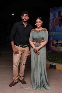 Rajkumar, Nikesha Patel @ Koothan Movie Audio Launch Photos