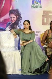 Nikesha Patel @ Koothan Movie Audio Launch Photos