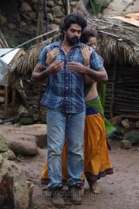 Naveen Chandra, Piaa Bajpai in Koottam Movie Stills