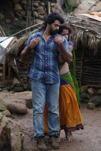 Naveen Chandra, Piaa Bajpai Hot in Koottam Movie Stills