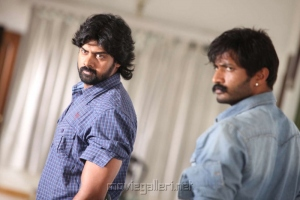 Naveen Chandra, Kishore in Koottam Tamil Movie Stills
