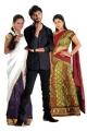 Zahia, Nikil, Sherin in Kootu Kalavani Movie Photos