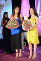 Actress Regina, Madhurima @ Kotha Janta Movie Audio Launch Stills