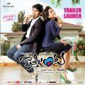Allu Sirish, Regina Cassandra in Kotha Janta Movie Trailer Launch Posters