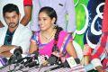 Actress Priya Naidu @ Kotha Kurrodu Movie Launch Stills