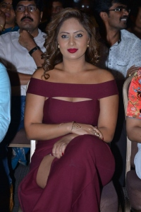 Actress Nikeesha Patel @ Kotikokkadu Audio Launch Stills