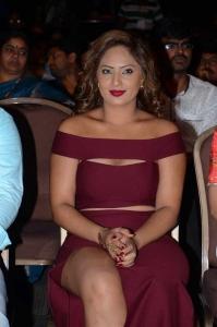 Actress Nikesha Patel @ Kotikokkadu Audio Launch Stills