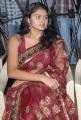 Actress Kausalya Hot Saree Photos at Aa Iddaru Audio launch