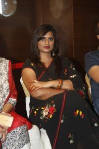 Singer Kousalya @ Radio Mirchi Music Awards Press Meet