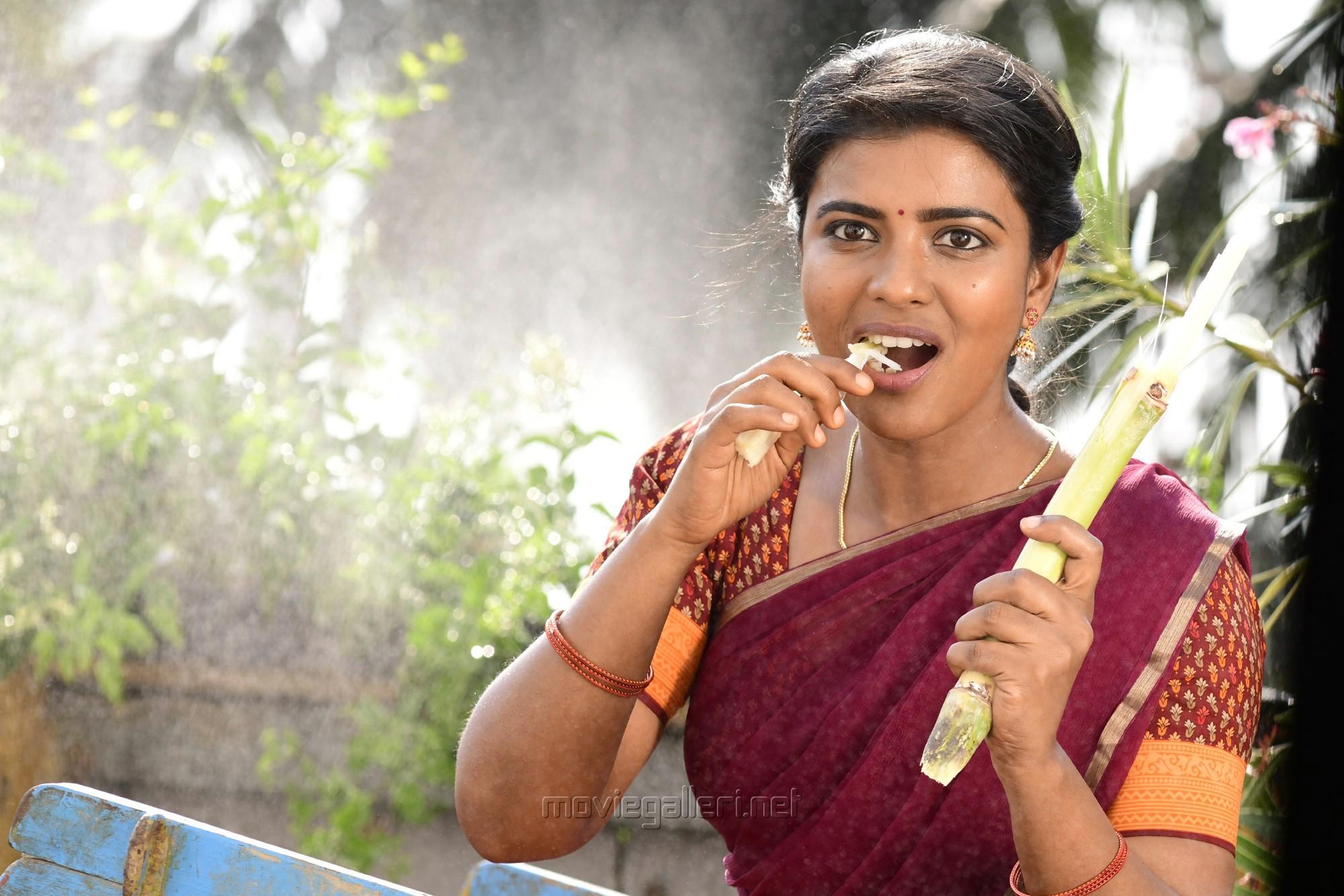 Actress Aishwarya Rajesh Kousalya Krishnamurthy Cricketer Movie Stills HD