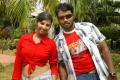 Actress Anvitha, Ashok in Koyambedu Perundhu Nilayam Movie Photos