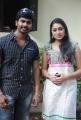 Ashok, Sreeja at Kozhi Koovuthu Press Meet Stills