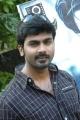 Actor Ashok at Kozhi Koovuthu Press Meet Stills