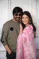Ravi Teja, Shruti Haasan @ Krack Movie Opening Stills