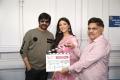Allu Aravind @ Ravi Teja, Shruti Haasan @ Krack Movie Opening Stills