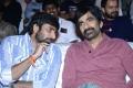 Gopichand Malineni, Ravi Teja @ Krack Movie Pre Release Event Stills