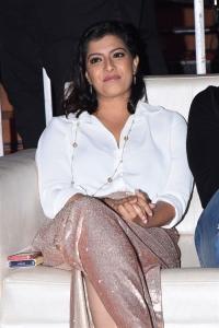 Varalakhsmi Sarathkumar @ Krack Movie Success Meet at Vizag Photos