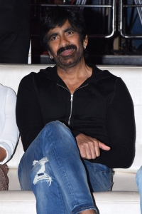 Ravi Teja @ Krack Movie Success Meet at Vizag Photos