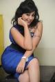 Telugu Actress Krathi Hot Photos in Blue Dress