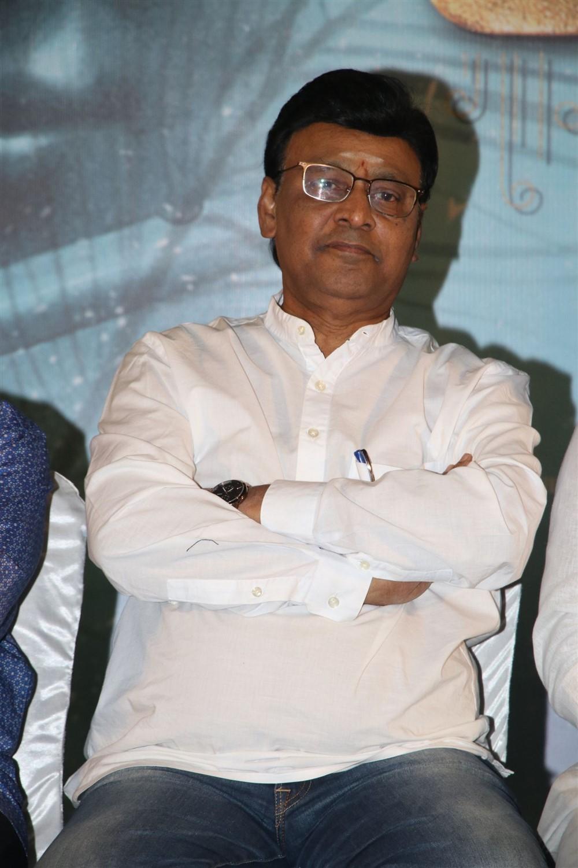 K Bhagyaraj @ Krishnam Movie audio Launch Stills