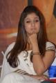 Actress Nayanthara at KVJ Movie Success Meet Stills