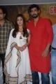 Nayanthara, Rana at Krishnam Vande Jagadgurum Success Meet Stills