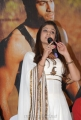 Actress Nayanthara at Krishnam Vande Jagadgurum Success Meet Photos