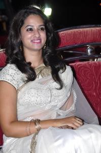 Actress Nanditha Raj @ Krishnamma Kalipindi Iddarini Audio Launch Stills