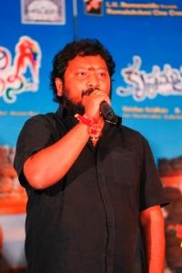 Director Chandru @ Krishnamma Kalipindi Iddarini Movie Press Meet Stills