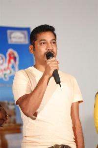 Sridhar Lagadapati @ Krishnamma Kalipindi Iddarini Movie Press Meet Stills