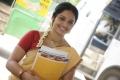 Tamil Actress Krithi Shetty in Saree Photoshoot Stills