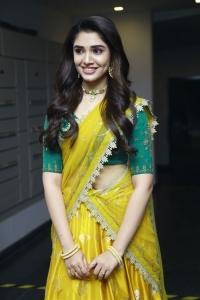 Actress Advaitha Saree Photos @ Uppena Pre Release Function