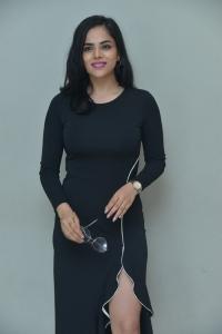 Actress Kriti Garg Latest Pictures @ Neetho Trailer Launch