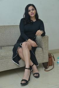 Neetho Movie Actress Kriti Garg Latest Pictures