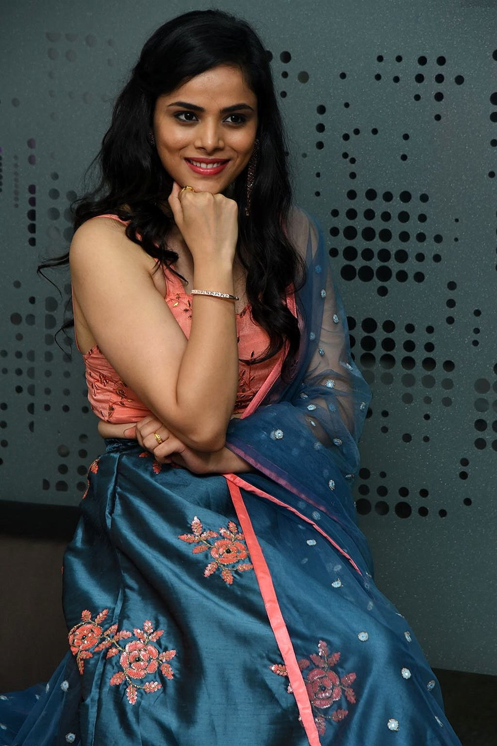 Actress Kriti Garg Latest Stills @ 2 Hours Love Pre Release