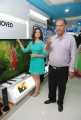 Actress Kriti Kharbanda Launches Yes Mart @ Kompally Photos