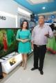 Kriti Kharbanda Launches Yes Mart at Kompally, Hyderabad