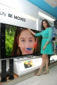 Kriti Kharbanda in Skirt at Yes Mart Superstore Launch, Hyderabad