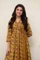 Uppena Movie Heroine Kriti Shetty Interview Photos