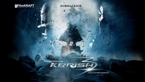 Krrish 3 Movie Official Motion Poster