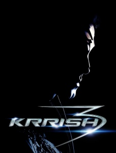 Krrish 3 Movie First Look Poster