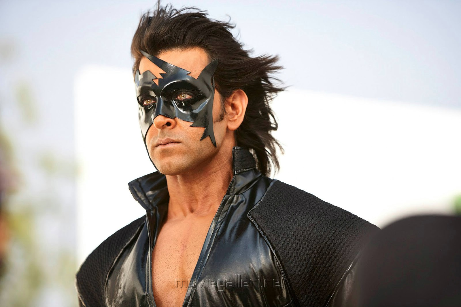 Picture 530106 | Actor Hrithik Roshan in Krrish 3 Movie ...