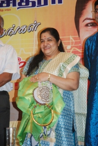 Singer KS Chithra Latest Photos