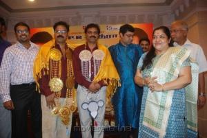 Idhaya Geethangal Press Meet Stills