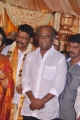 Rajini at KS Ravikumar Daughter Janani Wedding Photos
