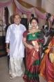 Vijayakumar, Manjula at KS Ravikumar Daughter Wedding Photos