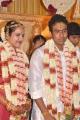KS Ravikumar daughter Janani Sathishkumar Wedding Stills