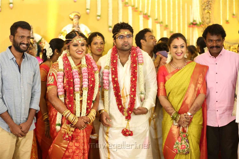 Actor cheran wedding