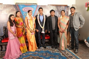 AR Rahman at KS Ravikumar Daughter Wedding Reception Photos
