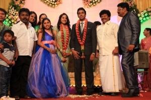 Raj Kiran at KS Ravikumar Daughter Wedding Reception Photos